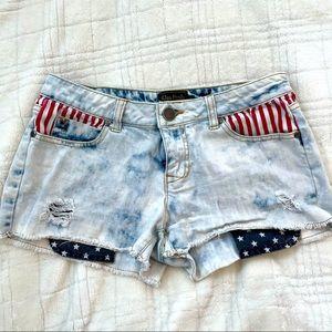 Patriotic Shorts S